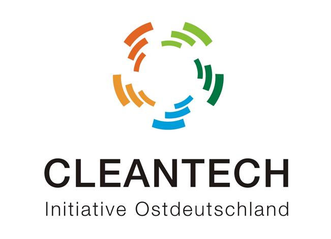 Logo CLEANTECH Initiative Ostdeutschland